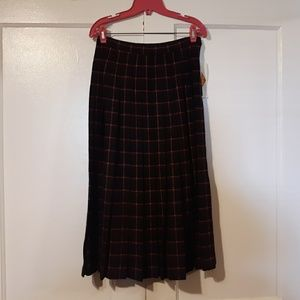 NWT Pendleton Skirt Size 10